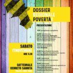 """Partecipazione al Convegno """"Dossier Regionale Povertà 2018"""""""