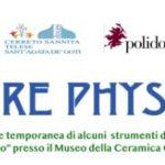 """DE RE PHYSICA – Esposizione temporanea di alcuni strumenti di fisica del """"Liceo Sodo"""""""