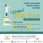 Prenotazione Open Days